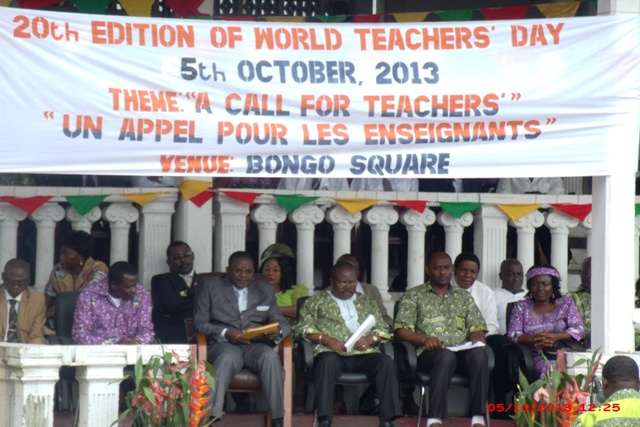 Cameroon Postline » Change Could Start With Teachers