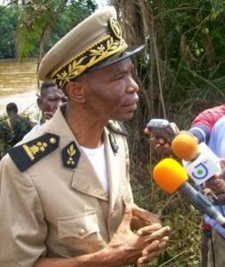 Northwest Governor, Adolphe Lele L'Afrique