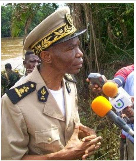 Governor Adolphe Lele Lafrique