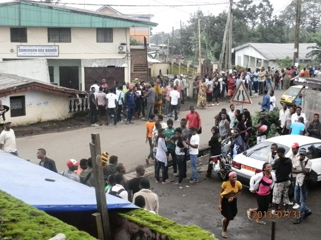 Cameroon Postline GCE Candidates Frustrated At Way Results