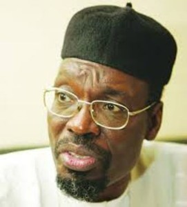 Minister of Communication, Issa Tchiroma Bakari