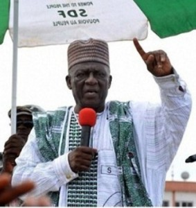 Fru Ndi, SDF National Chairrman