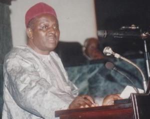 Hon. Joseph Mbah Ndam