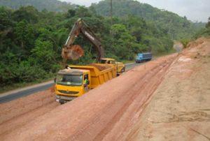 Yaounde-Douala Highway