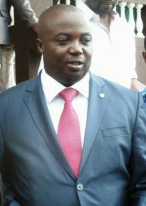 Mayor of Buea Council, Patrick Ekema,