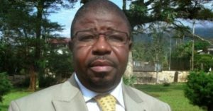 Southwest Regional Secretary of the National Commission on Human Rights and Freedoms, NCHRF, Christopher Tambe Tiku