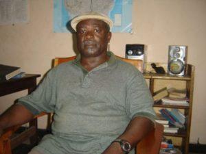 Board Chair of COIC, Buea,Moses Ekeke Njuma