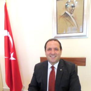 Murat Ülkü, Turkish Ambassador to Cameroon