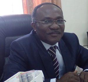 Dr Zachs Ebongo, Director Kumba District Hospital