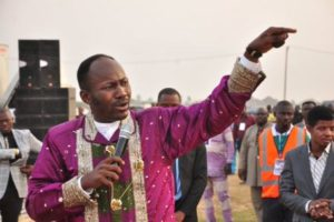 Apostle Suleman: Cameroonians must pray against a Black Sunday