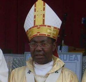 Archbishop of Bamenda, His Grace Cornelius Fontem Esua
