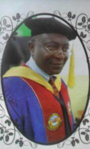 Dr. Enow-Orock George