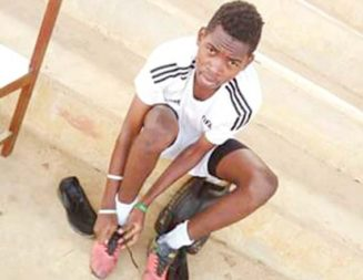 Kemssu, Another Eto'o In The Making?